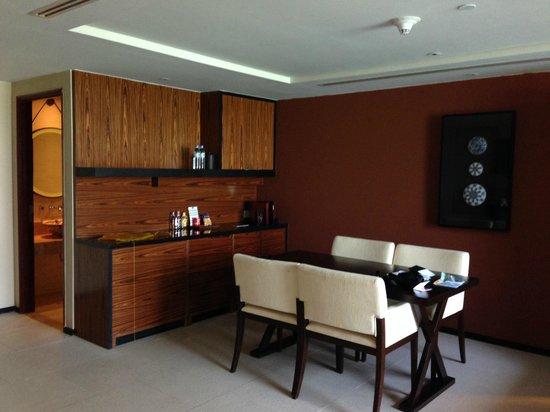 Phuket Panwa Beachfront Resort: Loft pool access