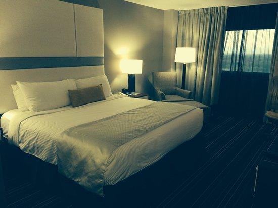 Wyndham Houston West Energy Corridor : King bedroom