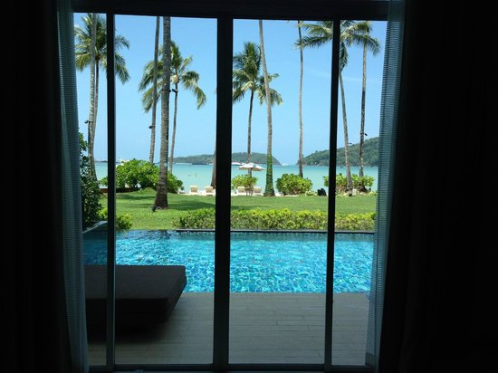 Crowne Plaza Phuket Panwa Beach: Loft pool access
