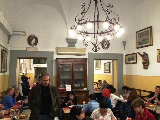Trattoria Toscana Gozzi Sergio: Inter