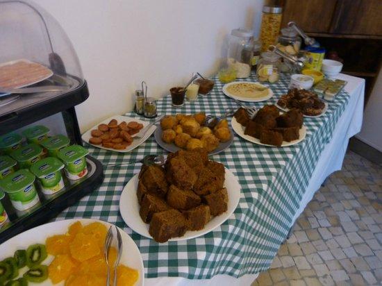 Casa do Bairro by Shiadu: les petits déjeuners