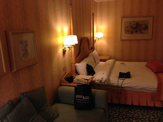disneyland hotel chambre lit king size - Chambre Lit King Size