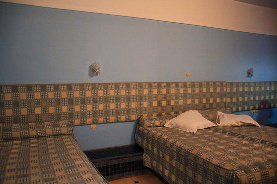Hotel Batha : 部屋