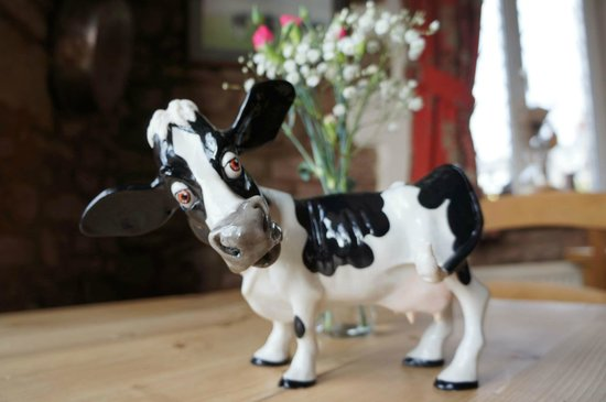 The Moody Cow: Ermintrude, sometimes she can be a little moody!