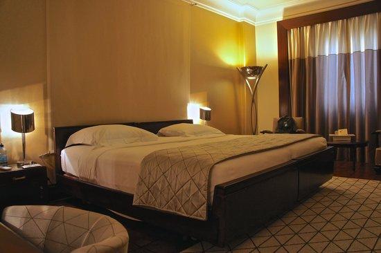 Britania Hotel: Bedroom