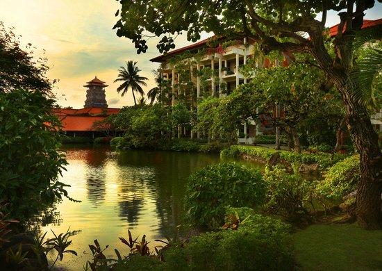 Ayodya Resort Bali: Ayodya Resort Bali Lagoon
