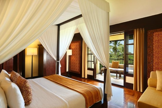 ‪‪Ayodya Resort Bali‬: Grande Honeymoon Bedroom‬