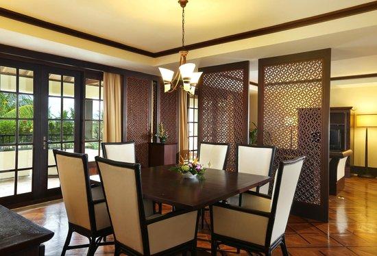 Ayodya Resort Bali: Baratha Livingroom