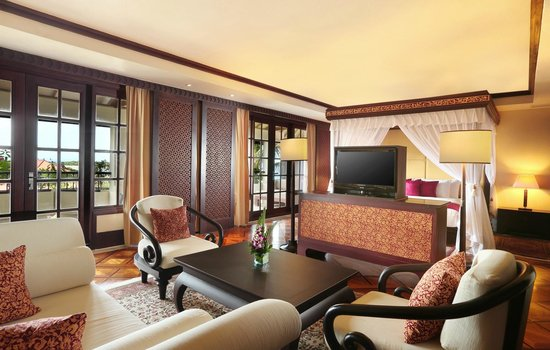 Ayodya Resort Bali: Dasaratha Bedroom