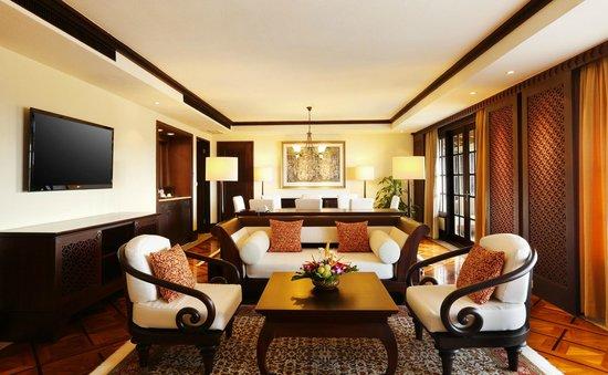 Ayodya Resort Bali: Dasaratha Livingroom