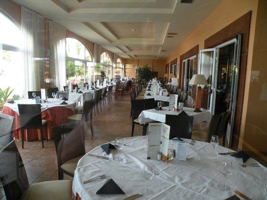 Hotel Elba Sara : La sala da pranzo