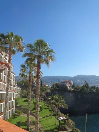 Hotel The Cliff Bay: Zimmeraussicht