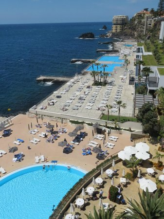 Hotel The Cliff Bay : Poolbereich