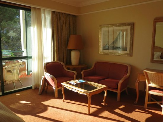 Hotel The Cliff Bay: Zimmer