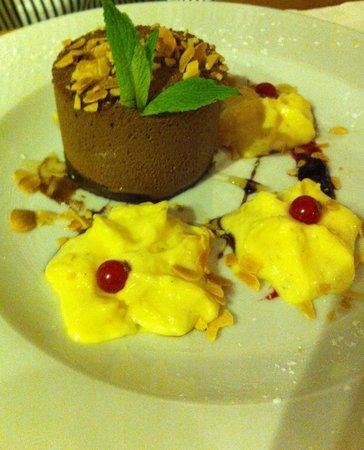 Casa da Dizima: sobremesa