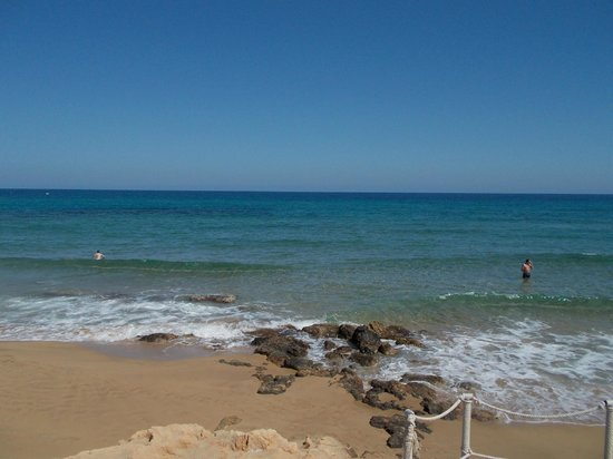 Parthenis Beach: beach