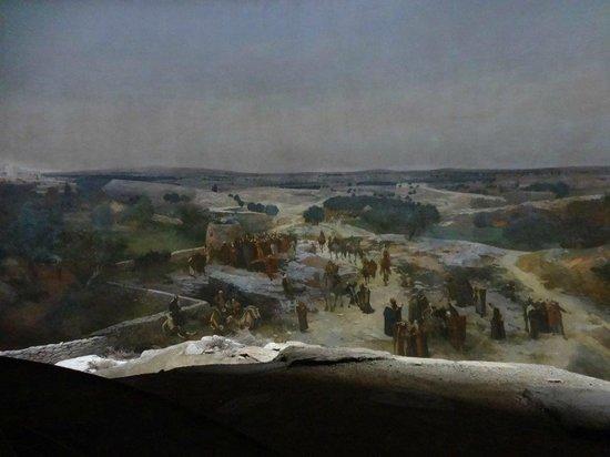 Jerusalem Panorama: Man fühlt sich in diese Zeit versetzt