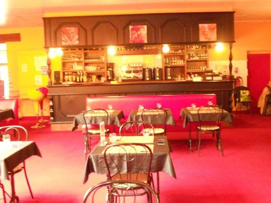 Chez Ingrid & Franck: Bar