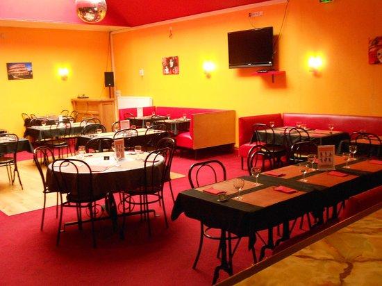Chez Ingrid & Franck: Salle de Restaurant