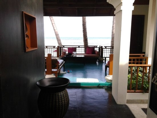 The Briza Beach Resort Samui: Oceanview Pool Villa