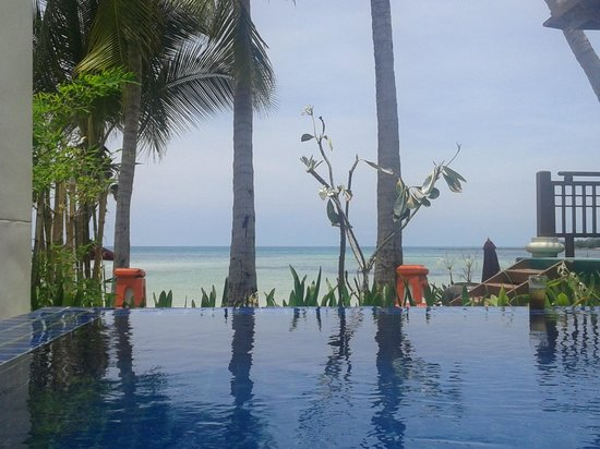 The Briza Beach Resort Samui: Private Pool