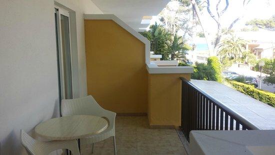 Iberostar Alcudia Park: Balcony