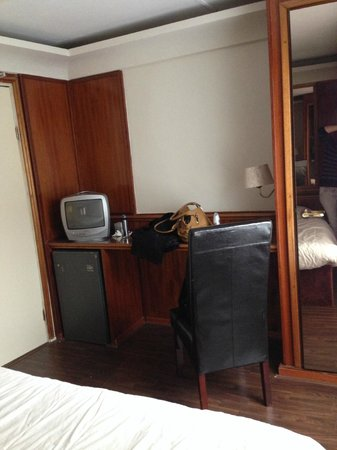Rembrandtplein Hotel: room