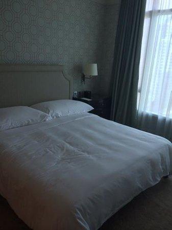 Oriental Residence Bangkok: Bedroom