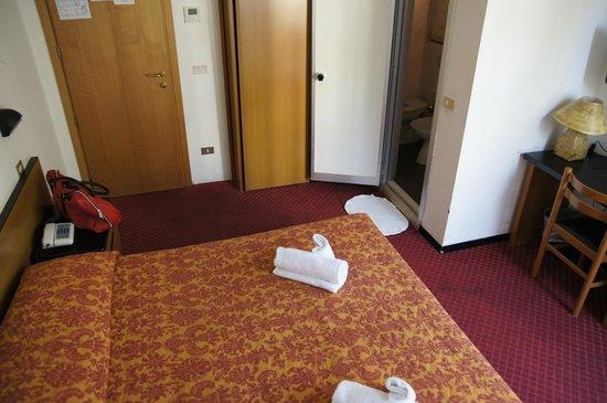 Hotel Niagara Rimini : Номер