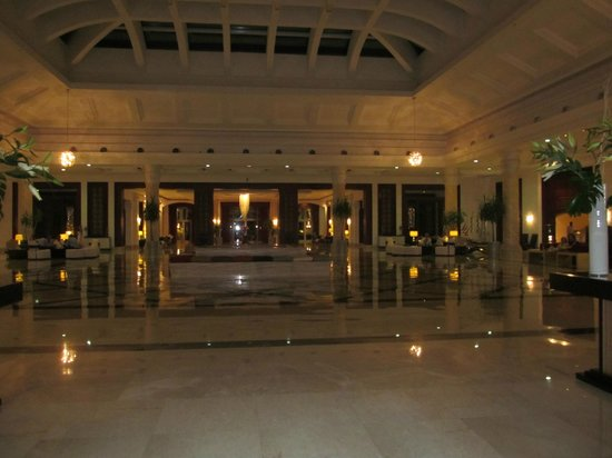 Premier Le Reve Hotel & Spa (Adults Only): Beautiful Lobby