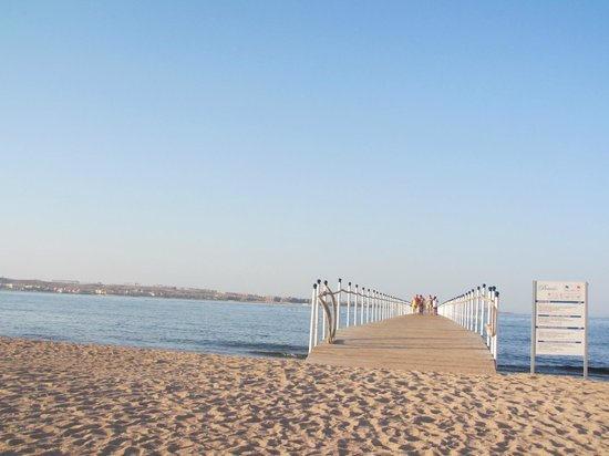 Premier Le Reve Hotel & Spa (Adults Only): The Jetty
