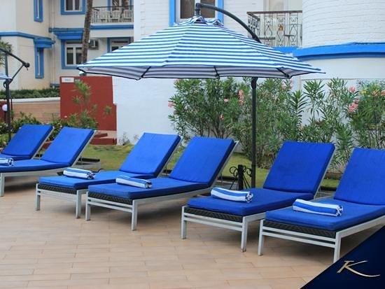 Hotel Royal Goan Beach Club Goa
