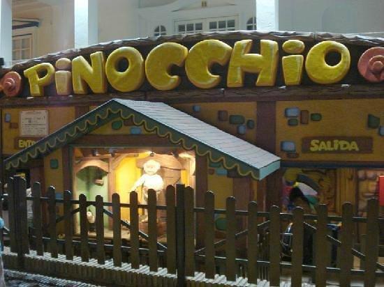 Tivoli World: Casa do Pinóquio