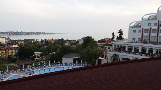 Side Prenses Resort Hotel U0026 Spa: Uitzicht Naar Side