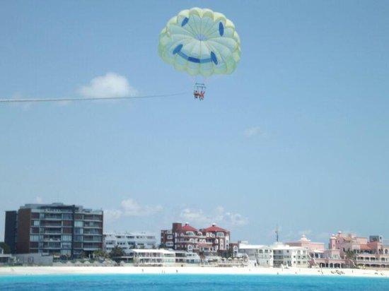 Le Blanc Spa Resort: fun!!!