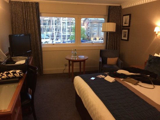 The Tower: Hotel Room