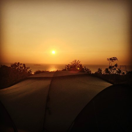 Wanderlust: View from Campsite