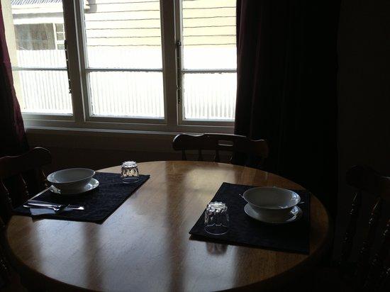 Lovett Lodge: Dining Room