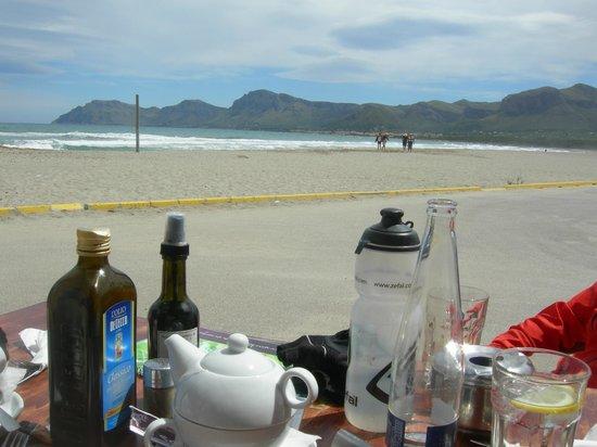 PortBlue Club Pollentia Resort & Spa : excellent beach stop
