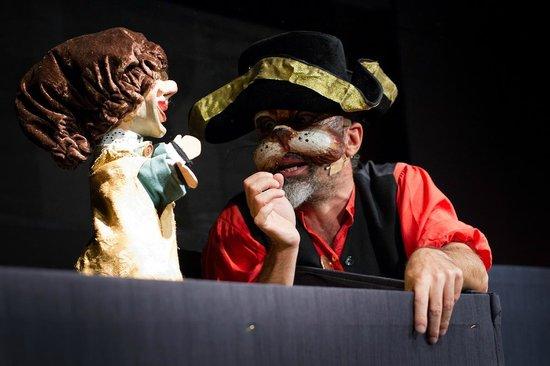 Teatro San Carlino - Il Gatto con gli Stivali