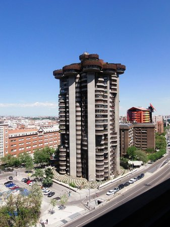 Abba Madrid Hotel: Vista 3