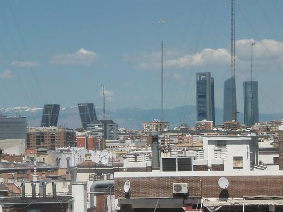 Abba Madrid Hotel: Vista 4