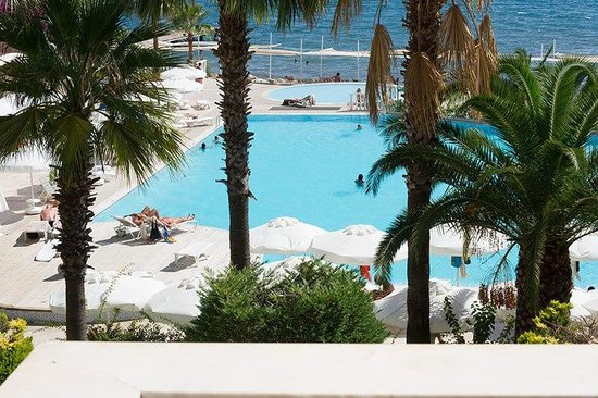 Marmaris Resort & SPA: И еще один вид из окна