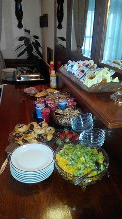 GJ Residence Na Vinohradu: breakfast