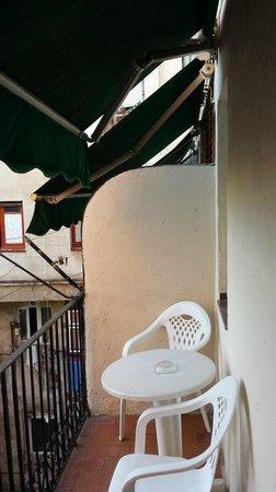 Hotel Canton : Terrazzino