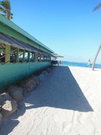 Nisbet Plantation Beach Club : Tropic Turquoise & Breakfast Room