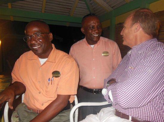Nisbet Plantation Beach Club: Management