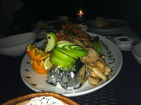 Les Canisses Resto et Bar : La décoration raffinée du chef cuisinié