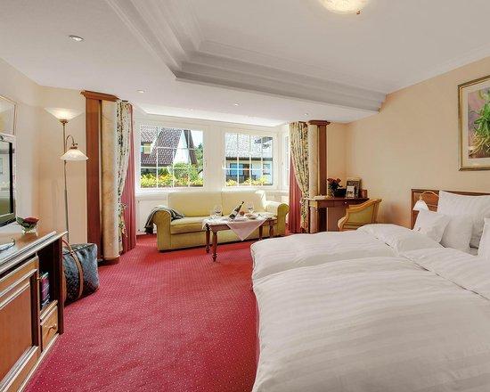 Hotel Adler Haeusern : Doppelzimmer Komfort