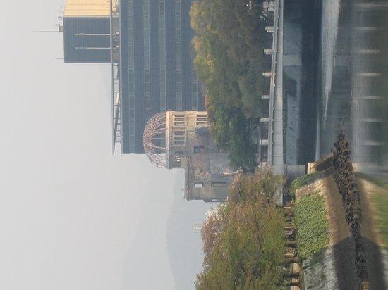 Hotel Sunroute Hiroshima: The A bomb Dome